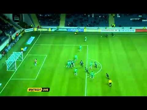 Черноморец — Ворскла — 1:0 (видео)