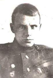 Анатолий Чинилин, 1943 год