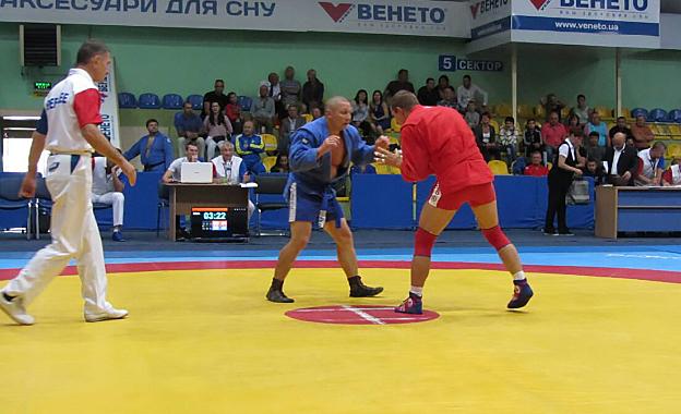 П'ятеро полтавців стали призерами Відкритого Чемпіонату України з боротьби самбо