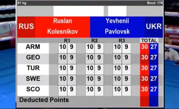 Боксер Євгеній Павловський зГорішніх Плавнів став срібним призером молодіжного Чемпіонату Європи